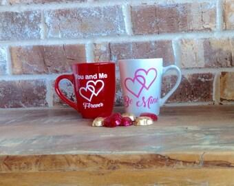 Valentine's Coffee Cup/Mug-Gift
