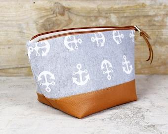 Washbag anchor / toiletry bag anchor SAILOR