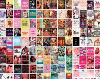 Grab Bag! Random Assortment of Planner Stickers (20 per set)
