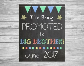 Pregnancy Announcement Promoted to Big Brother Chalkboard