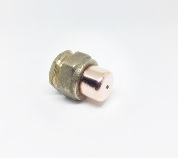 Metallic Copper Bathroom Light Pull Pull Cord Industrial Steam