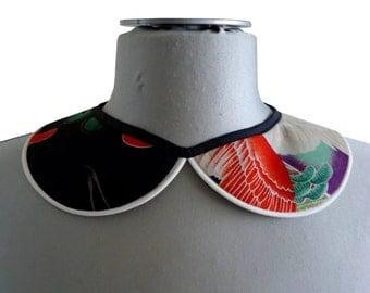 Col printed removable Claudine crane