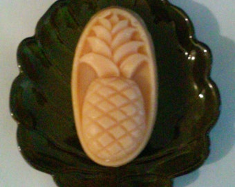 Pineapple-Mango Bar Soap - Glycerin Soap