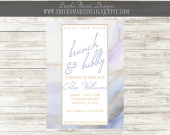 Wedding Invitations | Bridal Shower Invitations | The Abbigail Collection