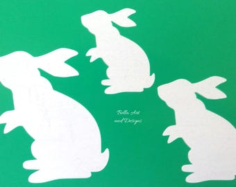 List 6 - Assorted Easter Stencils - Price is per photo/item number *Free gift with every order*