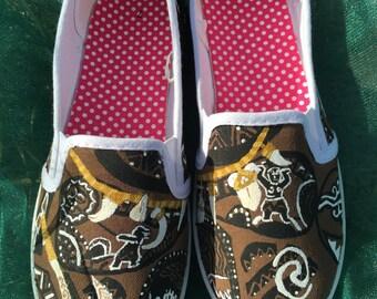 Moana shoes