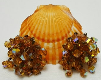 VOGUE Iridescent Topaz Earrings