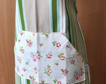 Handmade kitchen apron