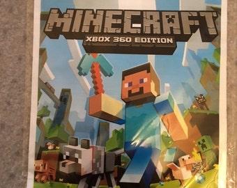 Minecraft Favor Bags - Set of 10