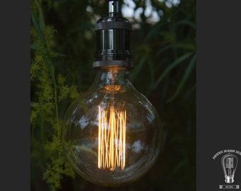 Vintage Edison Style Retro Tungsten Filament G125 - 110V/40W Bulb