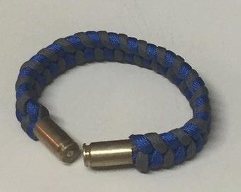 Paracord Bullet Bracelet