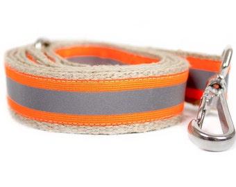 Dog collar / leash WINTER