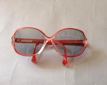 1970 vintage lanvin sunglasses