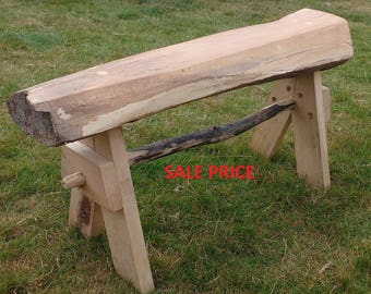 Log Bench - Boot Bench
