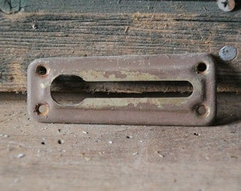 Door chain lock bracket