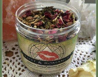 Lust & Romance Herbal Incense Blend