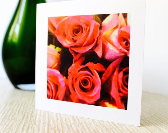 "Love/Anniversary Greeting Card ""Valentine's Day"""