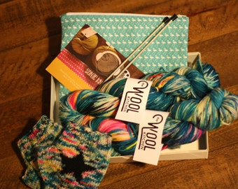 David Bowie Knitting Kit