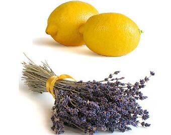 Lemon Lavender Body Scrub