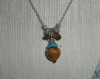 Acorn Necklace #74