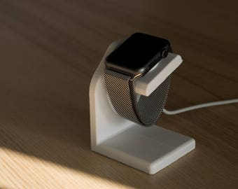 3D Printed Apple Watch Charging Dock iWatch Stand