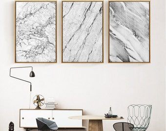 Minimalist Marble Wall Art, Wall Print, Canvas Wall Art, Canvas Wall Print,