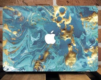 Blue Marble Macbook Case MacBook Pro Retina 13 Case Marble MacBook Air 13 Case MacBook Pro Retina 13 Cover Marble Mac Case MacBook Air 13