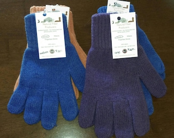100% Alpaca Gloves
