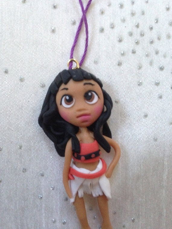 Cute Necklace Disney Moana