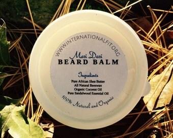 Organic Men's Beard Balm