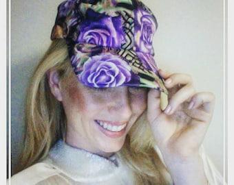 Floral Fun Hat