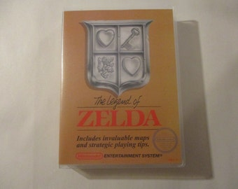 The Legend Of Zelda Custom NES/Nintendo Case Only (***NO GAME***)