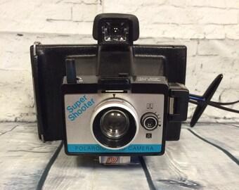 1970's Polaroid Super Shooter Land Camera