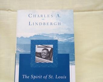 Charles A. Lindberg ** The Spirit of St. Louis ** Charles Lindberg ** 1981