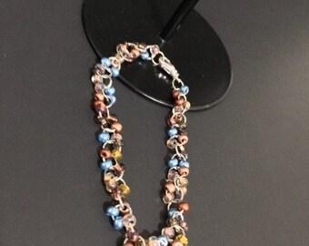 Earthy Multi colored bracelet