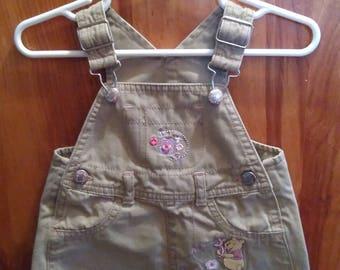 Upcycled Disney Jumper Clothes Pin Bag