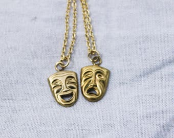 Smile Now,Cry Later Necklace