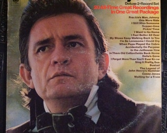 Johnny Cash The World of Johnny Cash