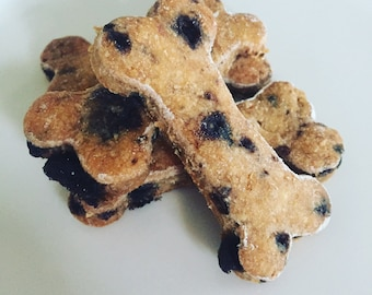 Banana & Carob Dog Treats