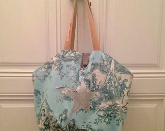 large reversible beach bag