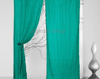 Tie top curtains   Etsy