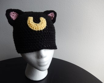 Crochet Luna Inspried Hat