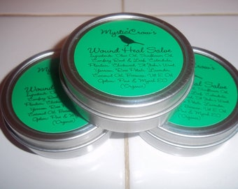 Wound Heal Salve