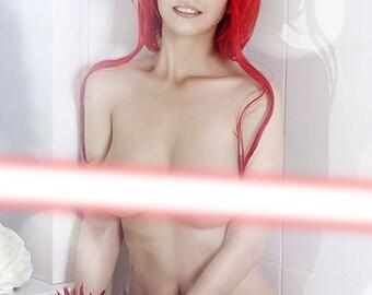 Gurren Lagann - Yoko erocosplay print !!!18+!!!