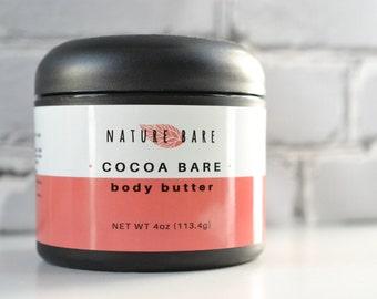 Cocoa Body Butter, Cocoa Butter Body Butter, Organic Cocoa Butter Lotion, Organic Body Butter, Vegan Body Butter, Cocoa Butter Organic, Coco