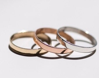 Simple 5mm Ring