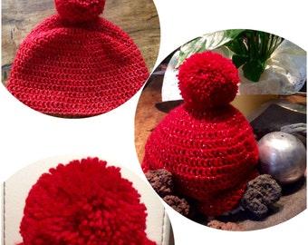 Passion Red cap