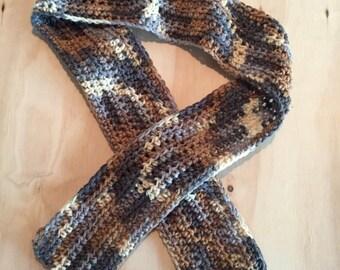 Toddler scarf, crochet scarf, child scarf, crochet toddler scarf, children's scarf, childrens scarf, crochet small scarf, small scarf