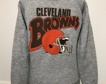 Vintage Cleveland Browns Sweatshirt S