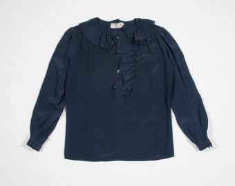 MOSCHINO - silk blouse